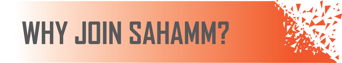 WHY JOIN SAHAMM